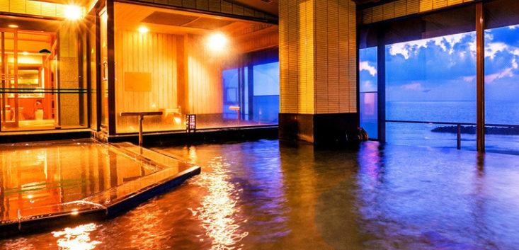 鶴岡市湯の浜温泉